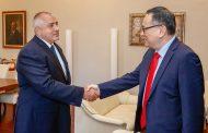 Борисов сe срещна с Управляващия и главен административен директор на Групата на Световната банка