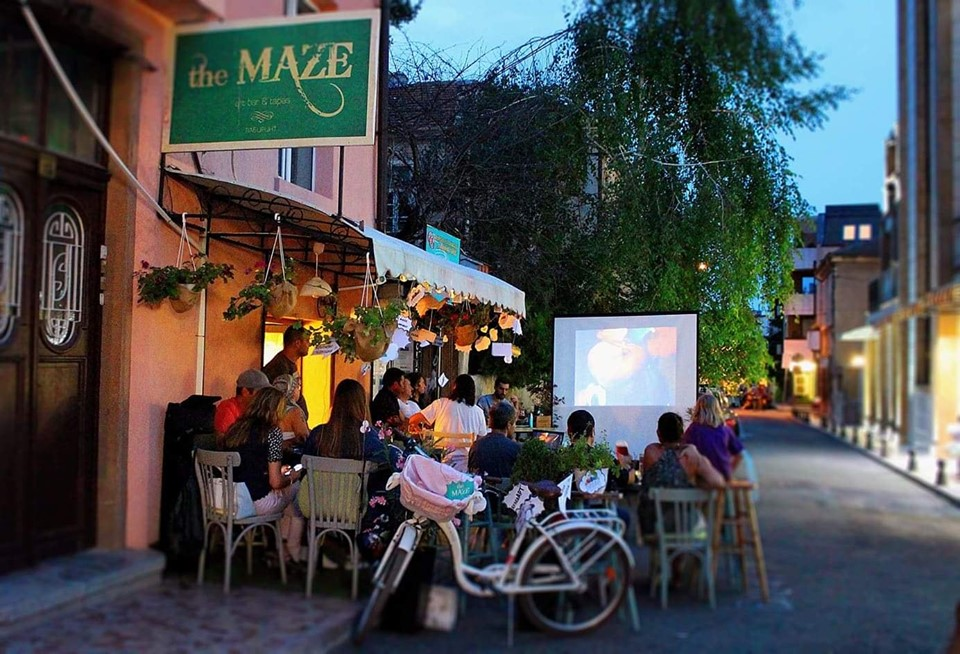 """Време за култура – в неделя ще прожектират филма """"Трансгресия"""" в The Maze"""