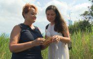 Рускините, които откриха писмото в бутилка край Ропотамо: Има и послание с йероглифи /снимки/