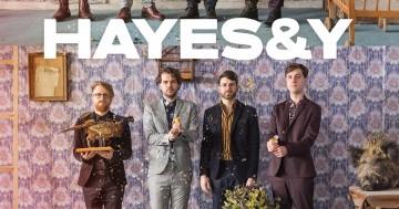HAYES & Y изнасят концерт на остров Св. Анастасия
