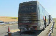 Нов инцидент с автобус, превозващ деца на АМ