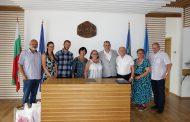 На посещение в Несебър беше делегация от полския град Хожув