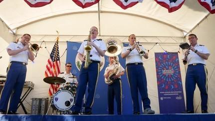 DIXIELAND BAND изнася концерт на остров Св. Анастасия