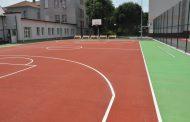 Механото има нова спортна площадка и модерни работилници