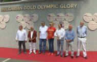 Олимпийските ни шампиони от днес имат Алея на славата в Свети Влас/снимки/