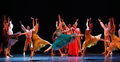 Танцьорите на Арабеск откриха