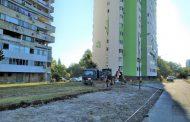 """Изграждат в """"Зорница"""" два паркинга и нова детска площадка между 11 и 13 бл."""