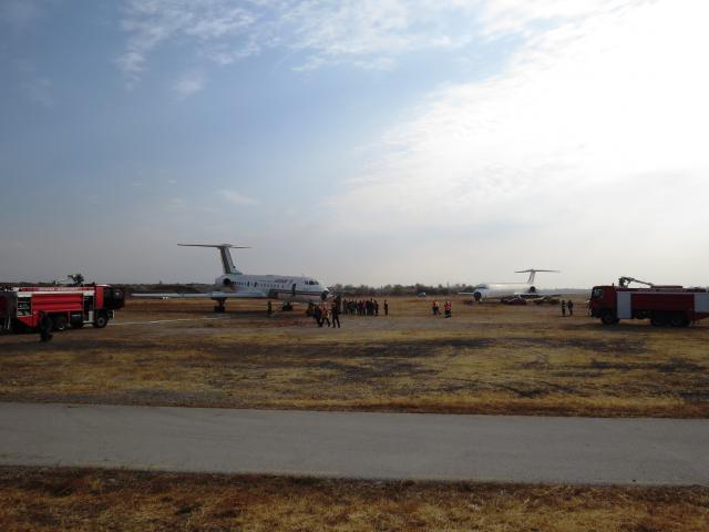 Сигнал за бомба на летищата в София и Пловдив, както и в БНТ