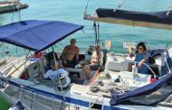 Спасиха бедстваща яхта с италиански туристи до Острова /снимки/