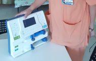 Нов апарат помага за по-комфортно лечение на децата в УМБАЛ Бургас
