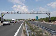 104 от монтираните камери на тол системата са на магистрали и първокласни пътища