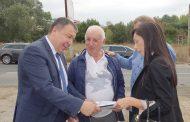 Кметът на Несебър Николай Димитров даде старт на изграждането на два нови обекта