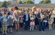Първият училищен звънец би за 3123 деца в община Поморие