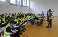 Учениците от Професионалната гимназия по транспорт преминаха обучение по международната програма