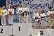 Бургазлии спечелиха 18 медала от Световната купа по джу джицу в Букурещ