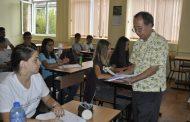 Световноизвестният математик доктор Сун учи бургазлии да решават логически задачи