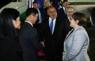 Премиерът Бойко Борисов пристигна на посещение в Република Корея
