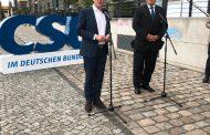 Александер Добриндт: Благодаря на България за  защитата на външната граница на ЕС