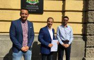 """""""Движение България на гражданите"""" се регистрира в Общинската избирателна комисия"""