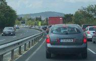 Огромни тапи от Южното Черноморие към Бургас