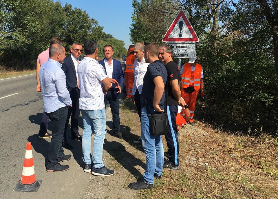 Пътни знаци ще помагат за безопасното движение на колоездачи до Малко Търново
