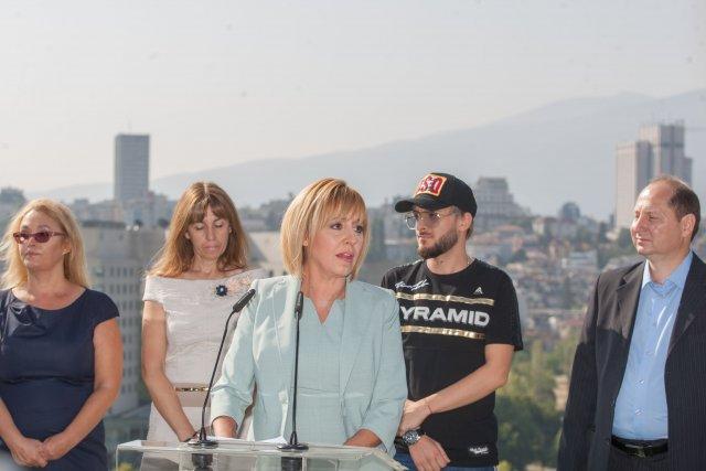 ИК издигна Манолова за кмет