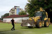 Започна строежът на нова спортна зала в Несебър