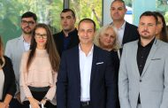 Живко Табаков представи листата на ДБГ за местните избори/снимки/