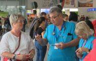 Английски туристи вдигат кръвно на летище Бургас след банкрута на