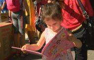 """""""Стара хартия за нова книга""""- започна от Бургас, опашка се изви пред Пантеона /видео/"""
