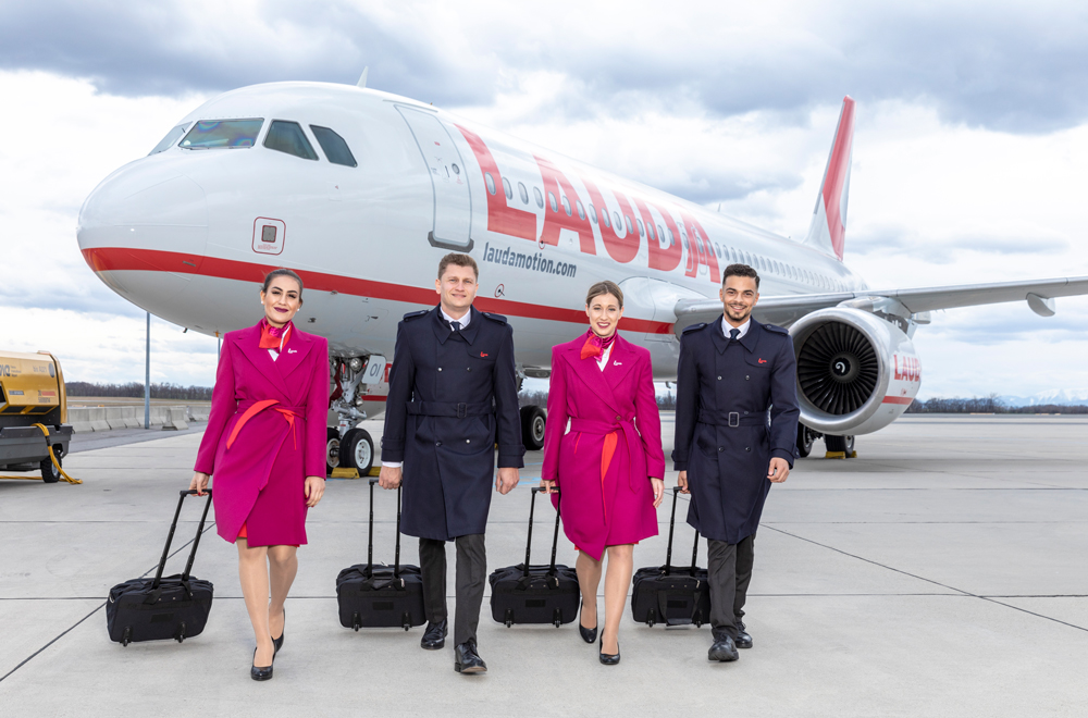 Lauda пуска полети от Бургас до Виена
