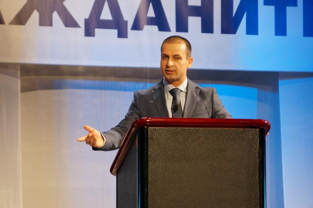 Живко Табаков: Когато влязох в политиката, моят баща ми каза, че за голямо добро се изискват големи жертви