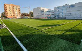 Нов футболен шедьовър за децата на Бургас