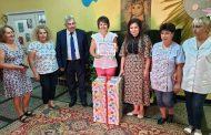 Детската градина в Сунгурларе получи нова система за караоке