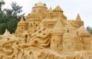 Фестивалът на пясъчните скулптури ще е отворен до неделя, не пропускайте да го разгледате