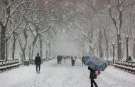 Транспортен хаос след първия обилен снеговалеж в Канада и САЩ
