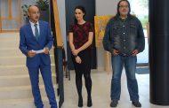 Трима художници с изложба в Артиум център