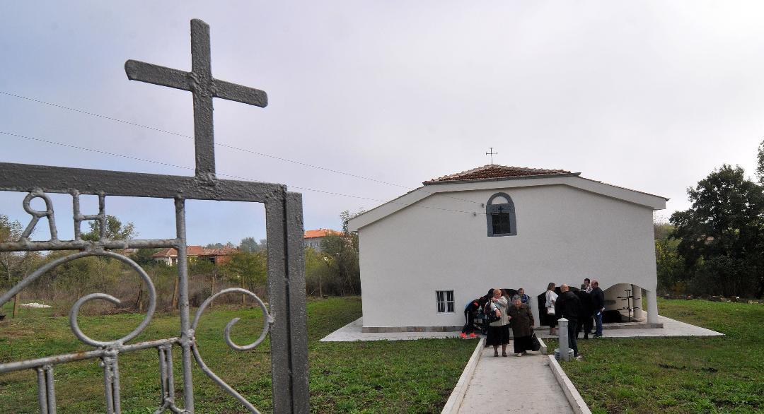 Църквата в с. Светлина посрещна своята 150-годишнина обновена