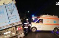 ТИР и бус се удариха челно в Румъния, 10 души са загинали