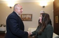 Премиерът Борисов се срещна с извънредния и пълномощен посланик на САЩ Херо Мустафа