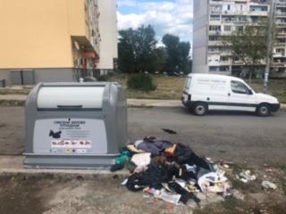 Стартира подмяната на контейнерите за отпадъци в комплексите на Бургас