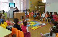 """РИОСВ - Бургас изнесе открит урок в детска градина """"Звездица"""""""