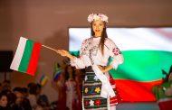Мис България Теодора Мудева с приз от Мис Планет /снимки/