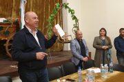Жителите на с. Александрово връчиха на кандидата за кмет Иван Алексиев своя програма за развитието на селото