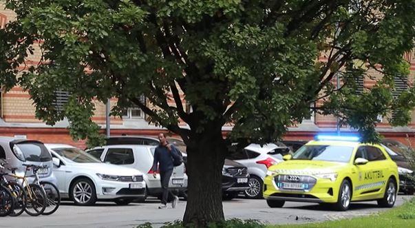 Защото могат: Audi e-tron стана линейка в Норвегия (ВИДЕО)