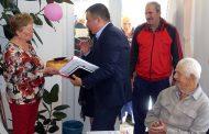 Независимият кандидат за кмет на Несебър Николай Димитров получи подкрепа от жители на Раковсково