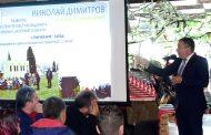 """Независимият кандидат-кмет за Несебър Николай Димитров започна жителите на """"Слънчев бряг"""" – запад с бъдещите инвестиции"""
