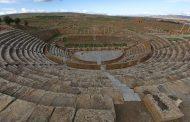 Впечатляващи кадри на римски културни забележителности от Алжир показват в Бургас
