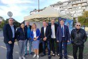 """Жителите на """"Меден Рудник""""  и кандидати за съветници в открит диалог за бъдещето на Бургас"""