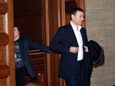 Специализираната прокуратура предаде на съд Миню Стайков по второ дело, заедно с 13 други лица